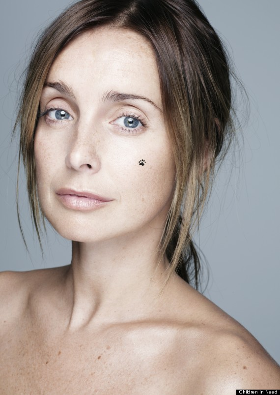 cin 2012 bearfaced day louise redknapp