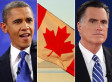 Obama, Romney And Canada: Poll Gives Incumbent 7-To-1 Edge North Of The Border