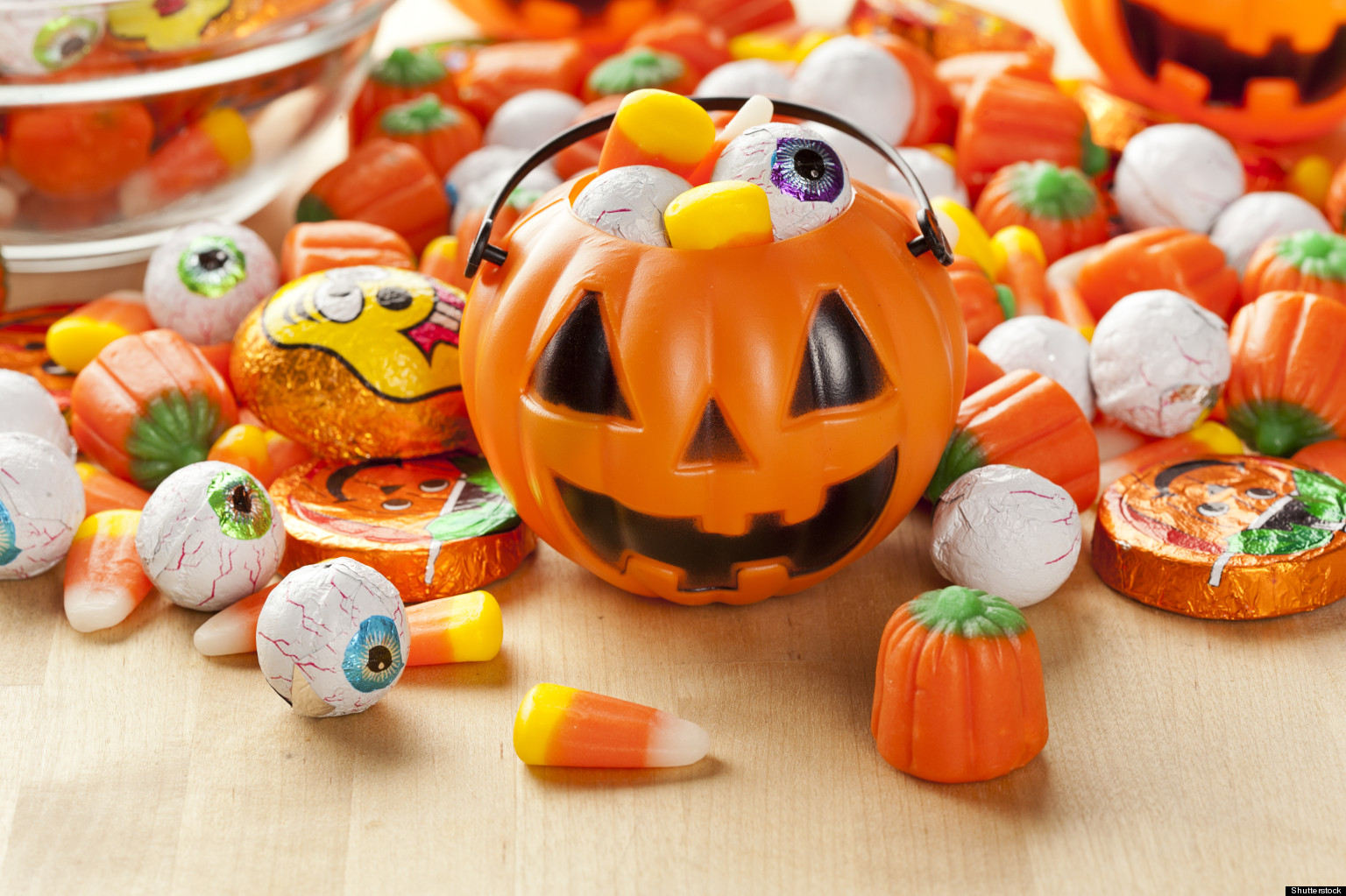 Gross Ingredients Lurking In Your Halloween Candy | HuffPost