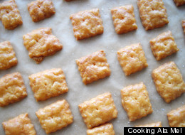 Cheez It Recipe