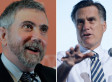Paul Krugman: Mitt Romney's Proposal To Privatize FEMA Is 'Pathological'