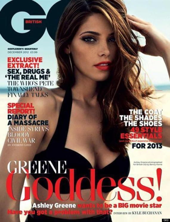 ashley greene british gq cover