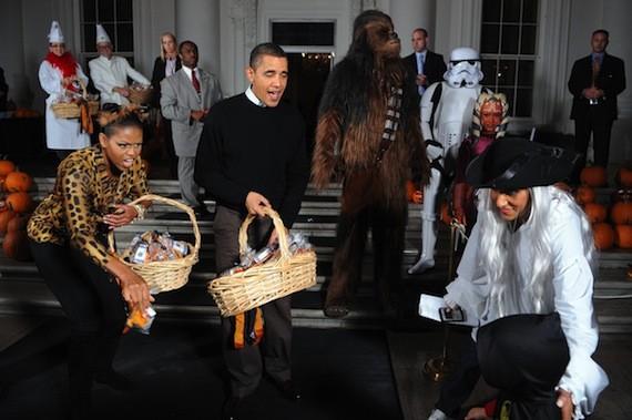 presidents halloween