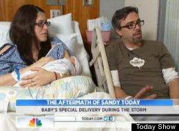 Babies Born During Sandy