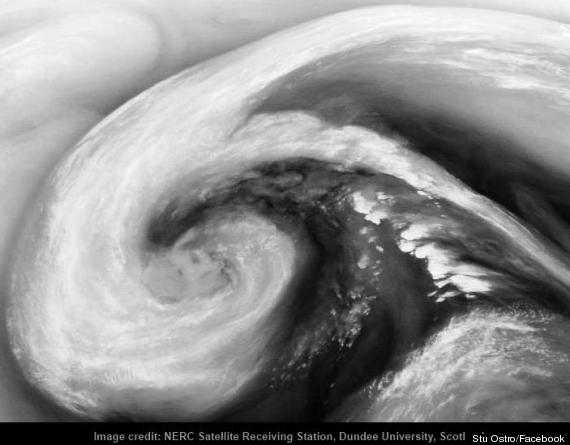 sandy superstorm satellite img