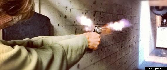 SUICIDE EDMONTON GUN RANGE
