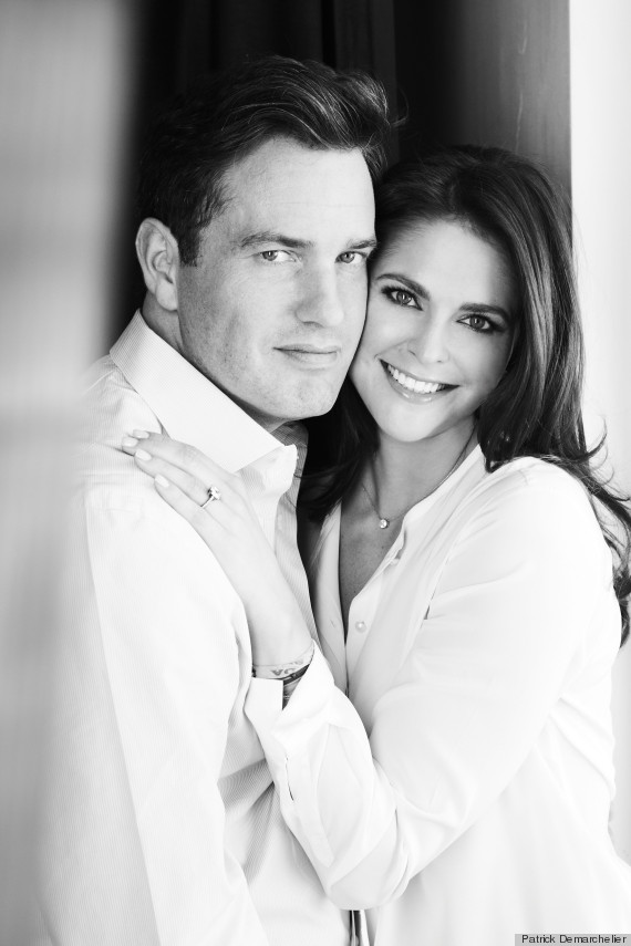 princess madeleine engagement