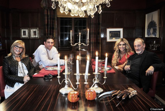 Alex Reid Shows His Real Self On Halloween Special Of