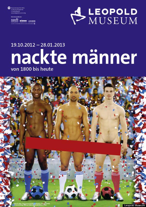 footballers nude