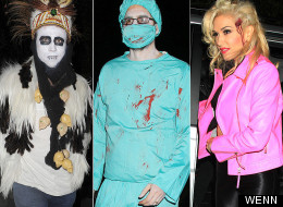 Celebrity Halloween Roundup
