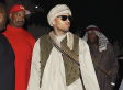 Chris Brown Halloween Costume: Singer Tweets Picture Of Himself Dressed Up As Terrorist For Rihanna's Party