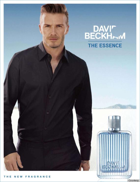 david beckham essence