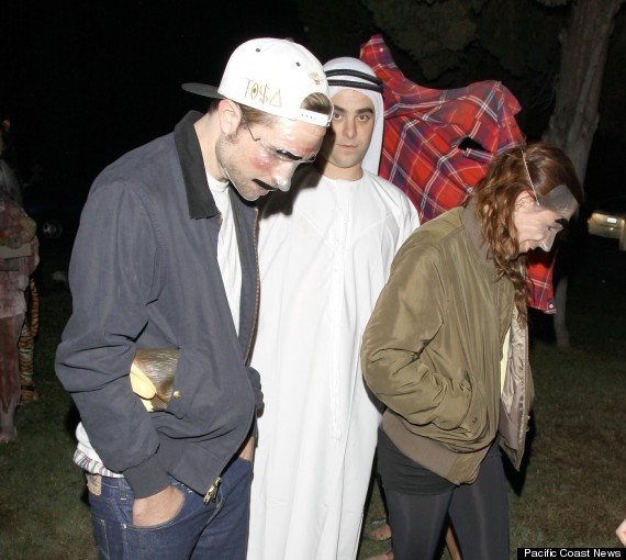 rob pattinson kristen stewart halloween