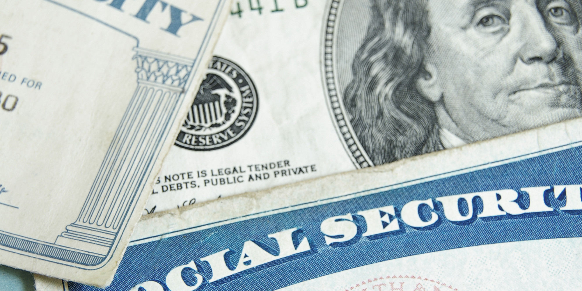 A debate about whether social security will be here in the future