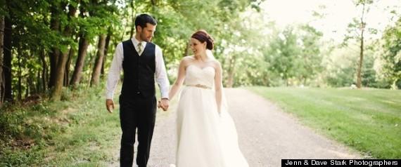 REAL WEDDING ONTARIO