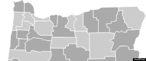 OREGON ELECTION RESULTS 2012