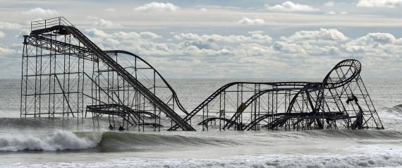 Sandy Rechauffement Climatique