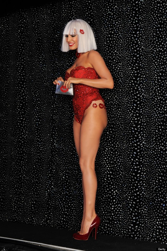 Burlesque: Stripping as art foto
