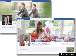 Pippa Middleton And David Cameron Join Facebook