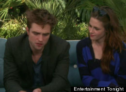 Robert Pattinson Kristen Stewart Interview
