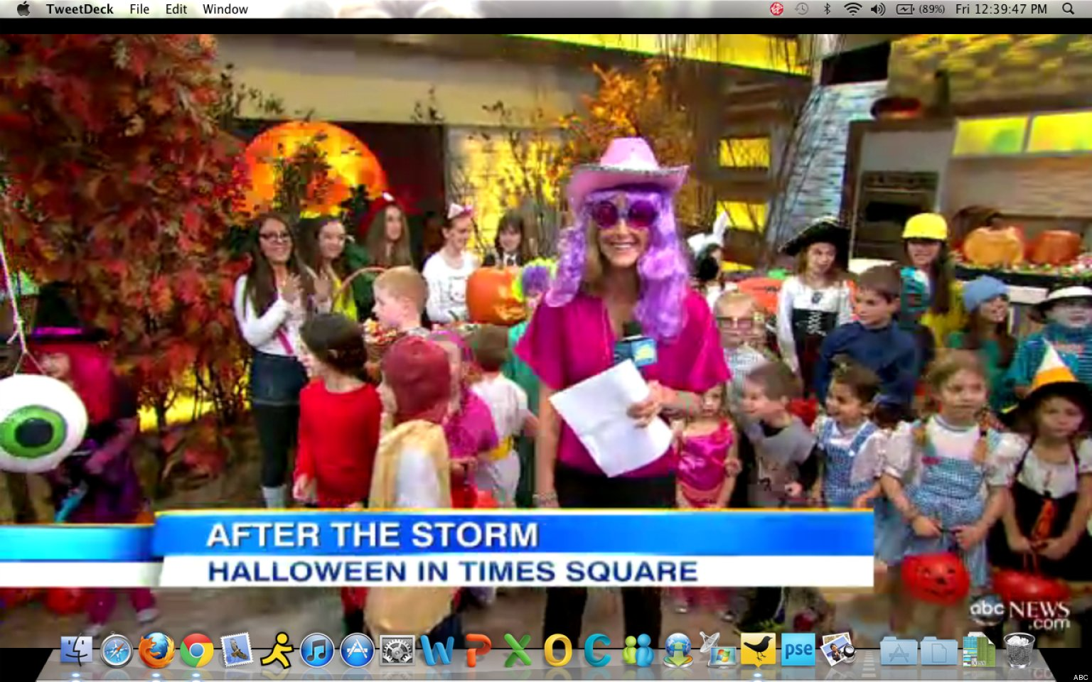 Good Morning America Halloween Costumes 'good Morning America'