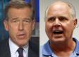 Brian Williams Rips Rush Limbaugh, Former FEMA Chief Michael Brown Over Hurricane Sandy; Limbaugh Responds (VIDEO)