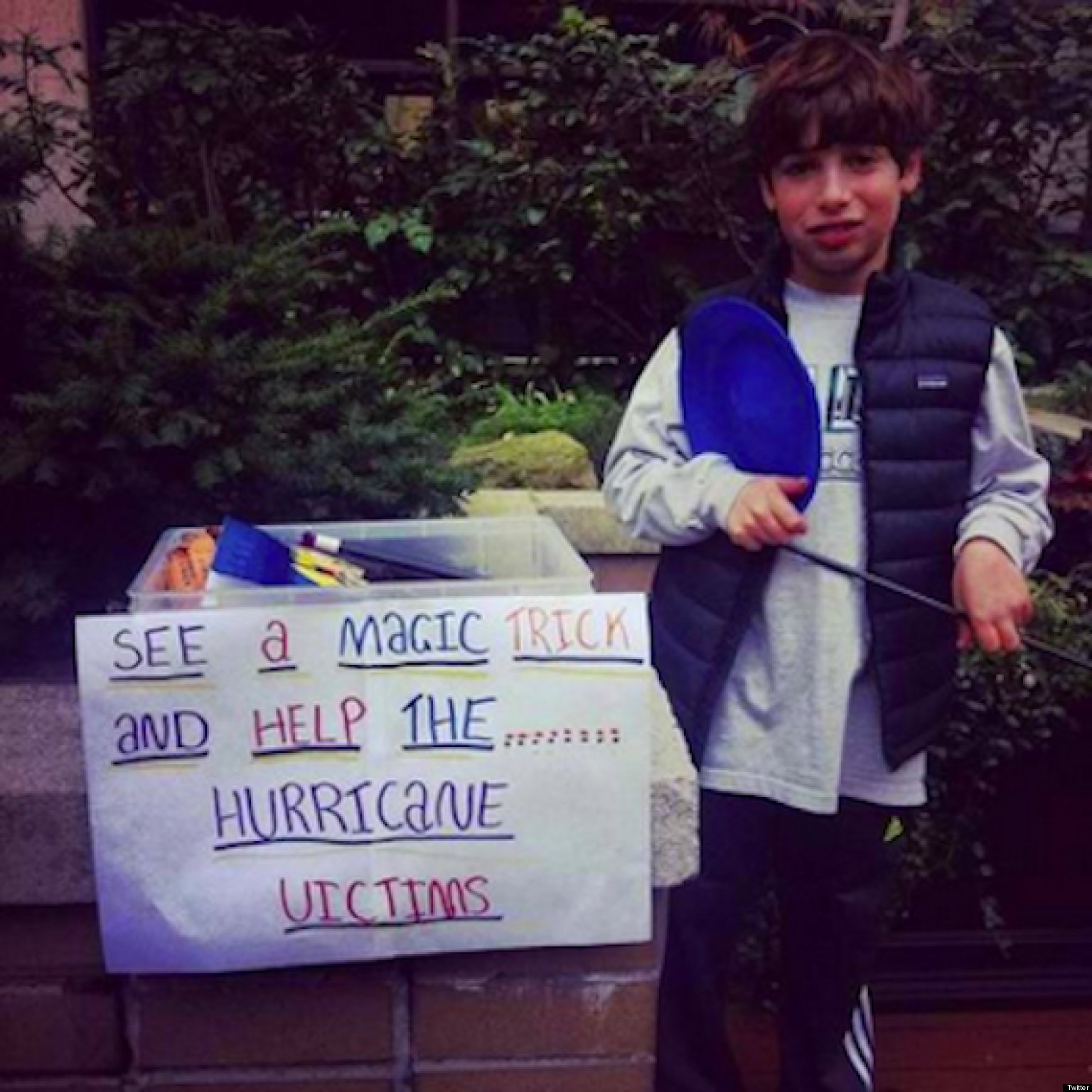 Random Acts Of Kindness After Hurricane Sandy (SLIDESHOW) | HuffPost