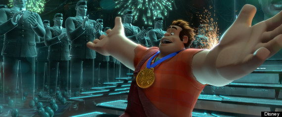Wreck It Ralph Reviews