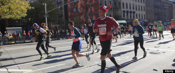 NEW YORK MARATHON CANCELED