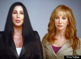 Cher & Kathy Griffin: 'Don't Let Mitt Romney Turn Back Time On Women'