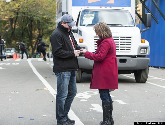 marriage proposal cancelled nyc marathon