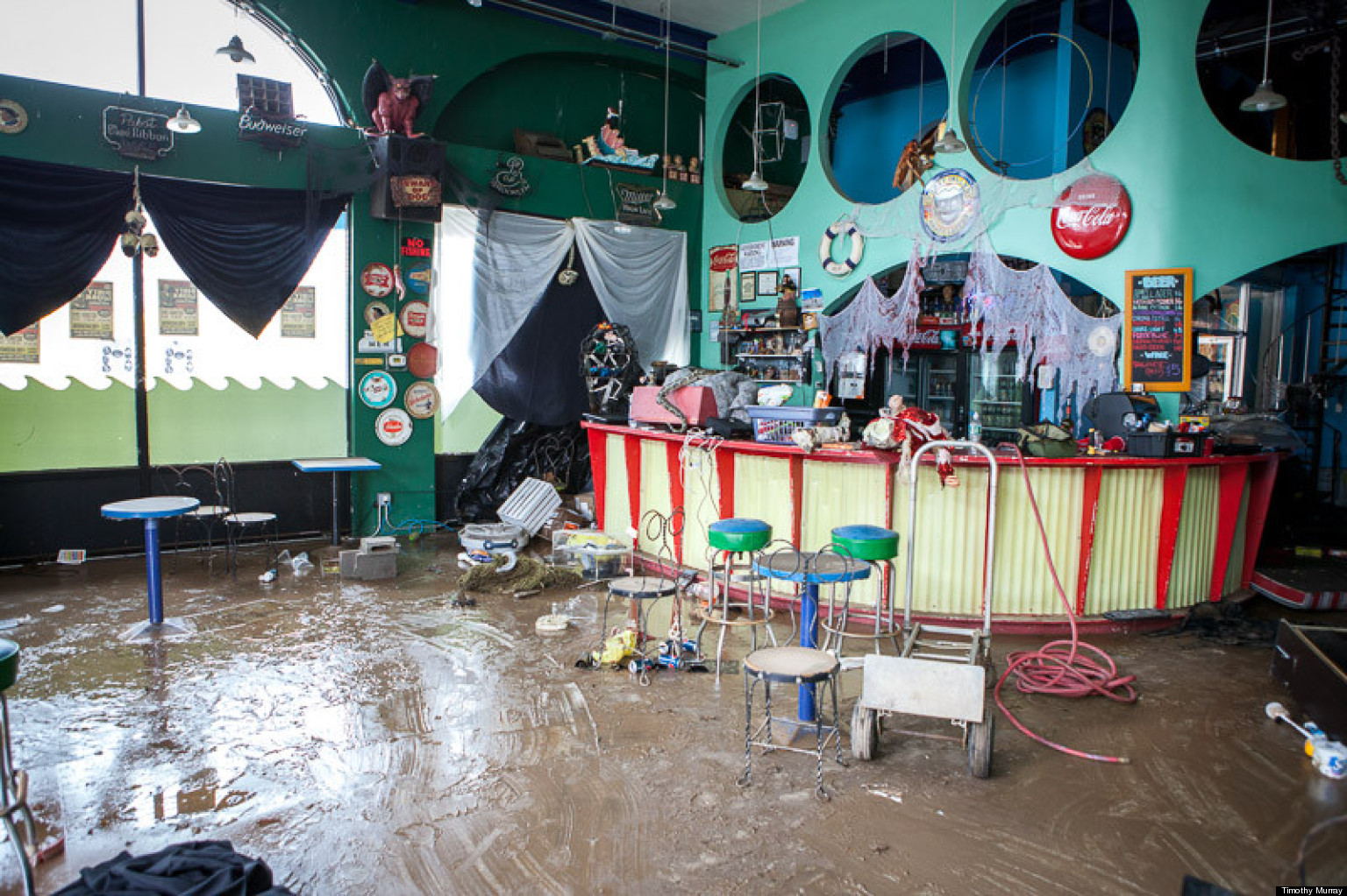 after hurricane sandy  coney island u0026 39 s future hangs in the