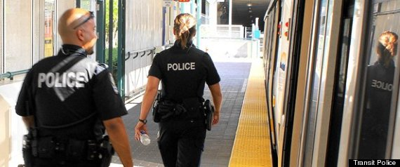 TRANSLINK POLICE