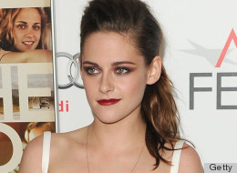 PHOTOS: That Looks Like A Bra To Us, Kristen Stewart