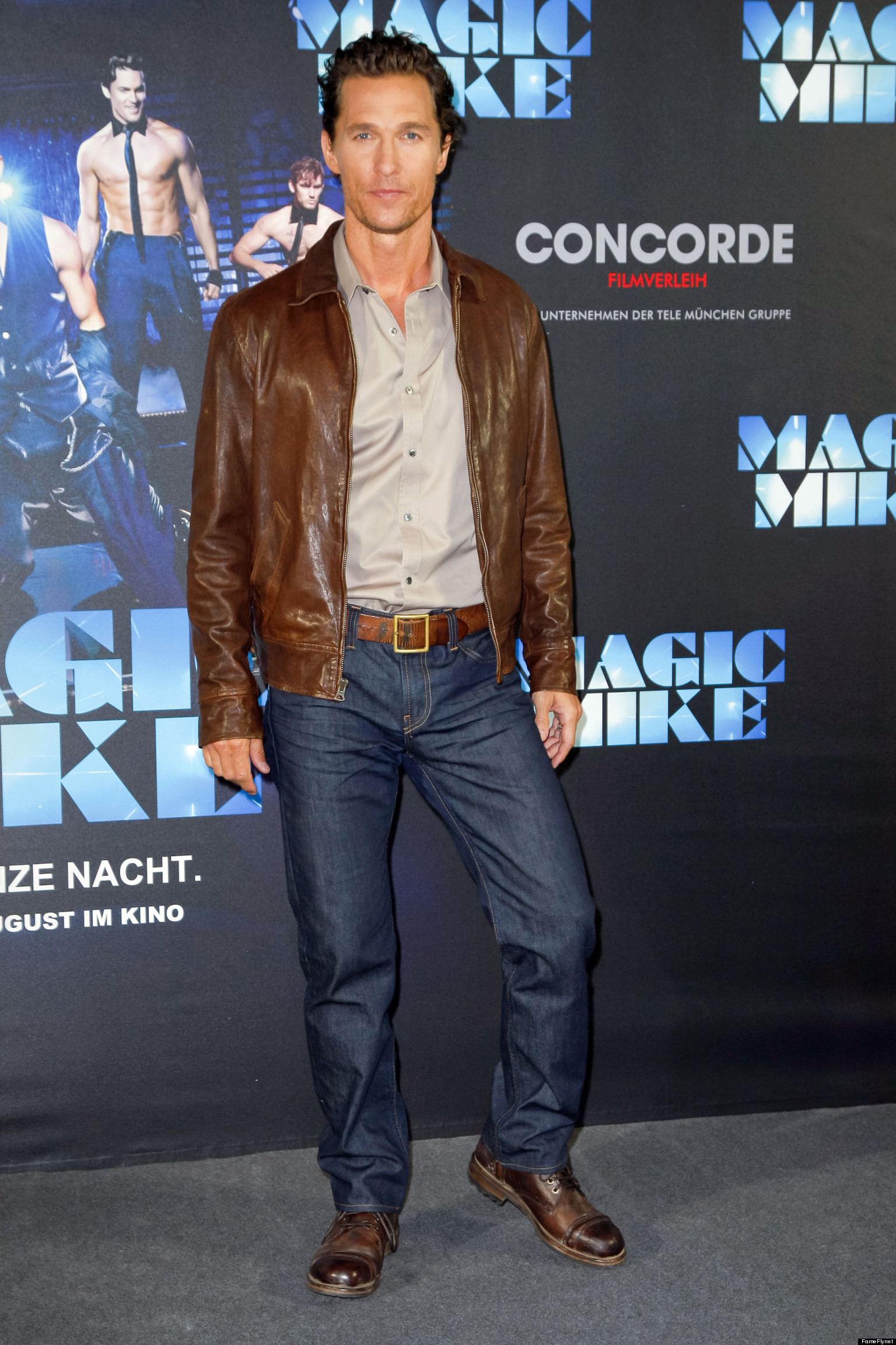 Matthew Mcconaughey Turns 43 His Body Transformation Photos