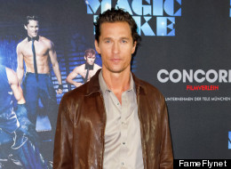 Matthew Mcconaughey Turns 43