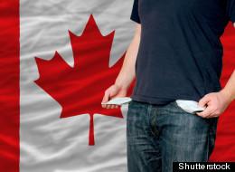 Année difficile pour l'économie canadienne
