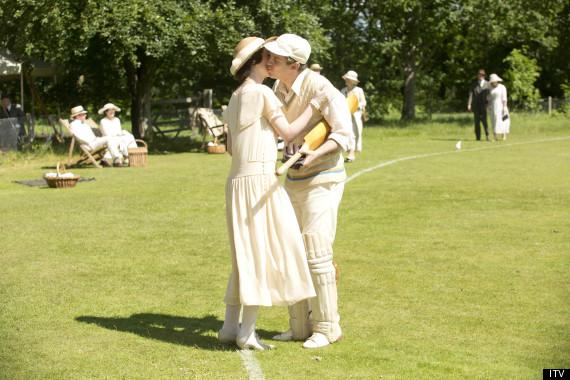 TV REVIEW: Downton Abbey Series 3 Final Episode - Thomas Barrow ...