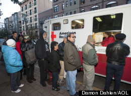 Red Cross Sandy