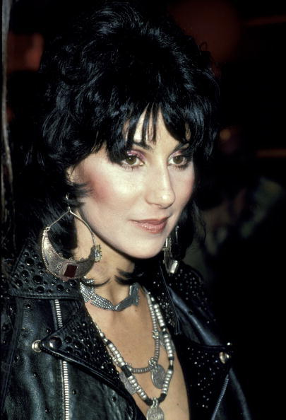 Cher Rocks A Biker Look In The \'80s (PHOTO) | HuffPost