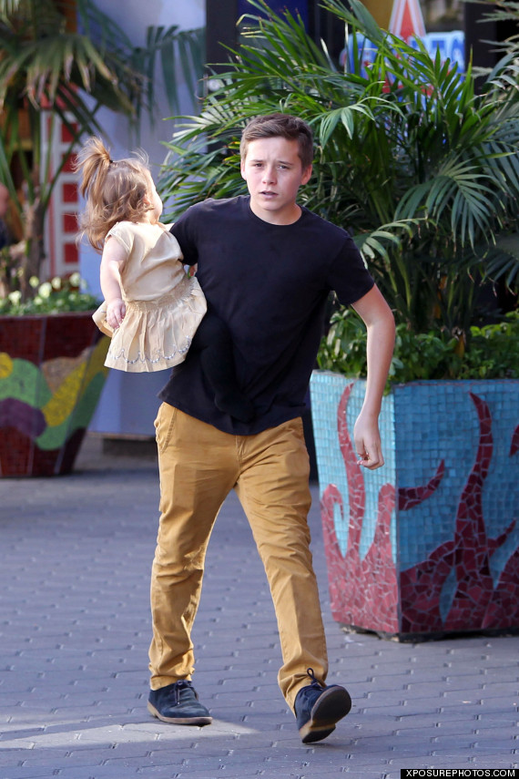 brooklyn harper beckham