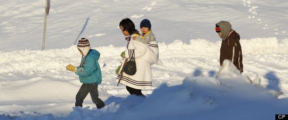 ARCTIC SNOW MELT