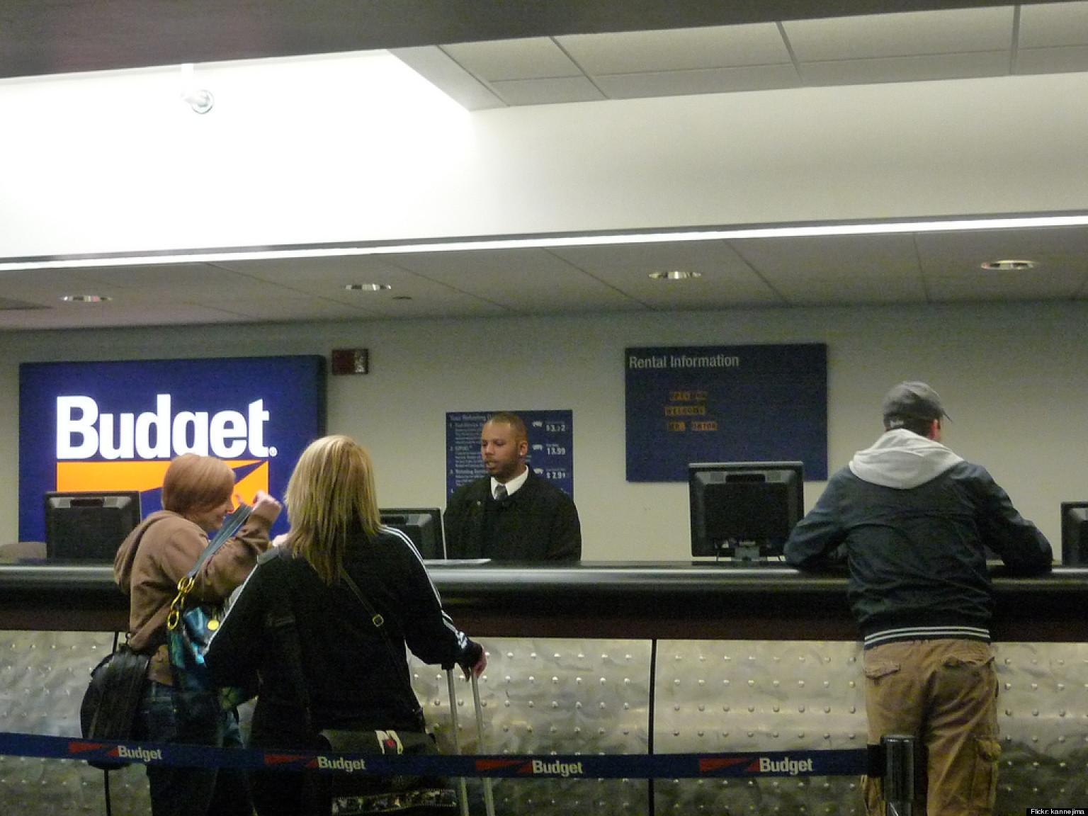 Budget Rental Car Richmond International Airport