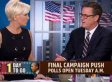 Joe Scarborough After Hurricane Sandy: 'I'm Betting On' Obama (VIDEO)