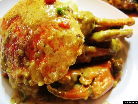 singapore crab