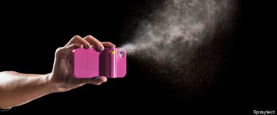 SPRAYTECT PEPPERSPRAY PHONE