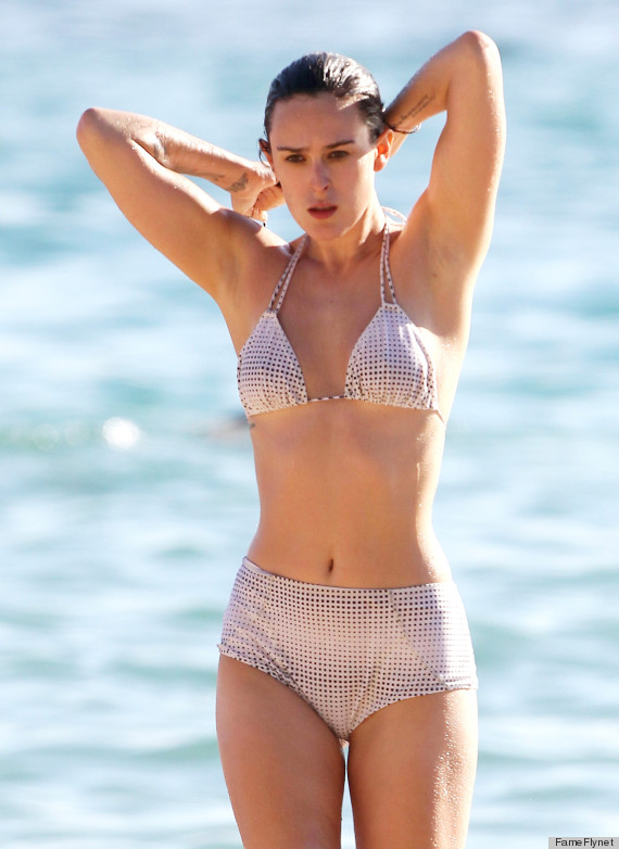 Rumer Willis' Bikini Is So Taylor Swifty (PHOTOS)
