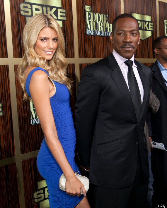 eddie murphy girlfriend