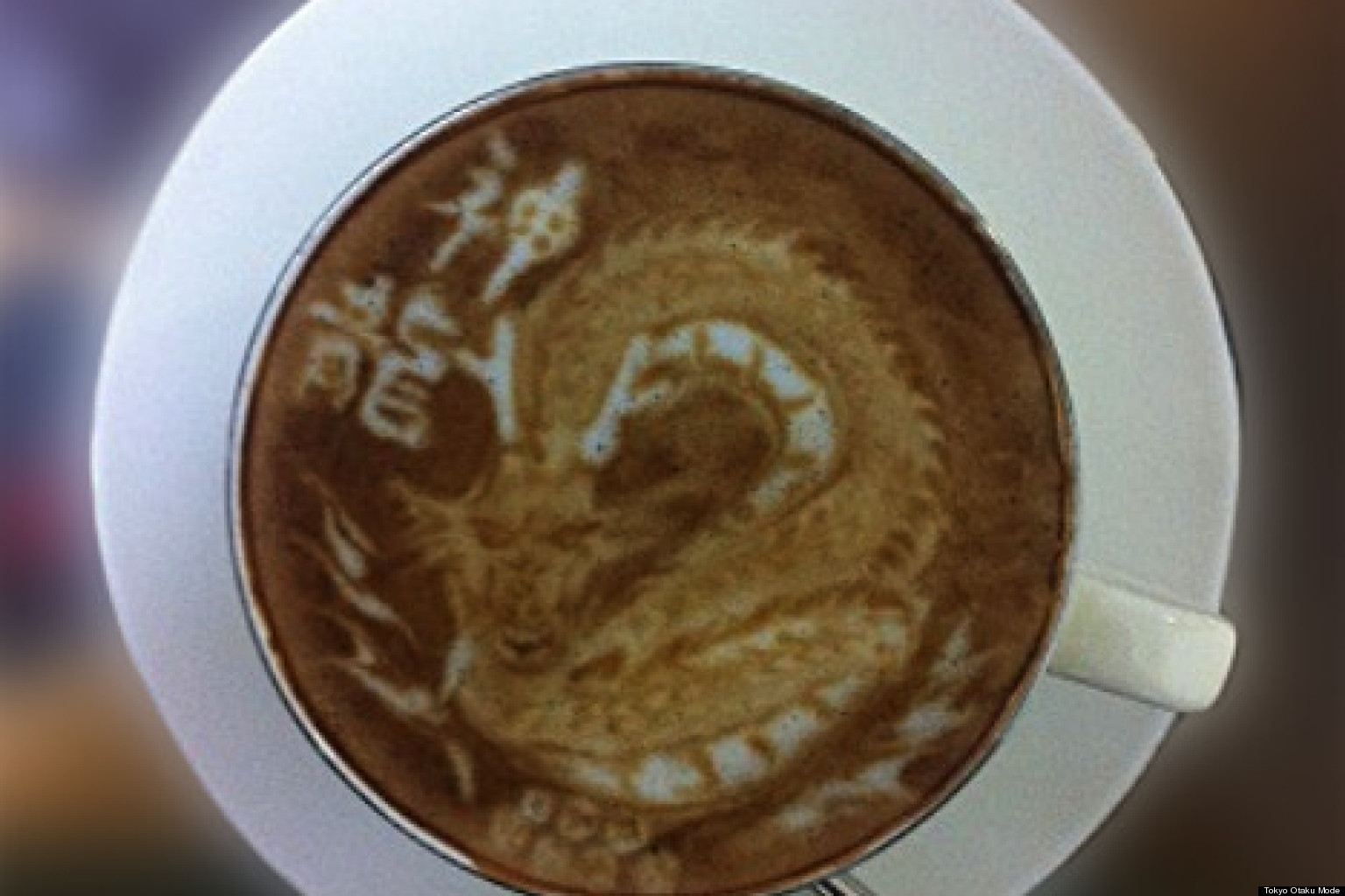 Latte Art Designs : Best pop latte art designs from japan photos