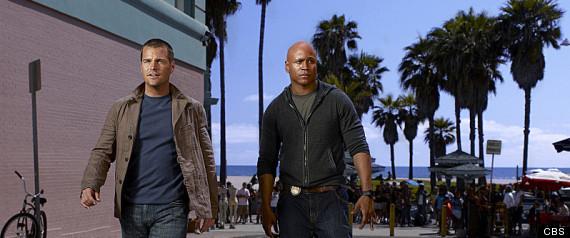 NCIS LOS ANGELES SPINOFF